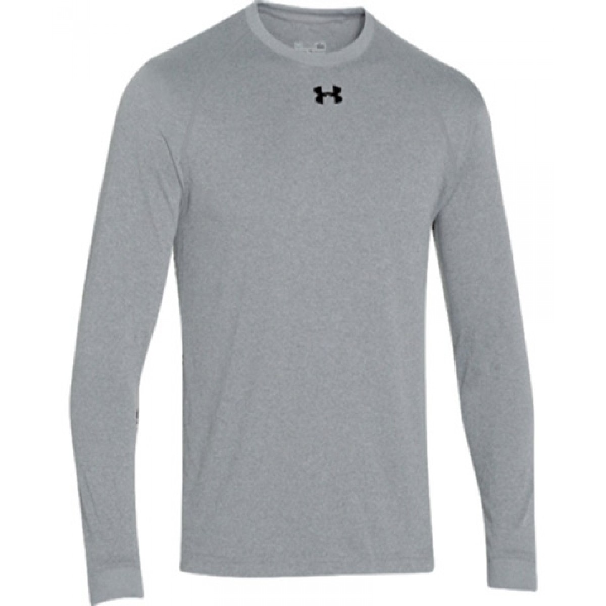 Gray Under Armor Long Sleeve