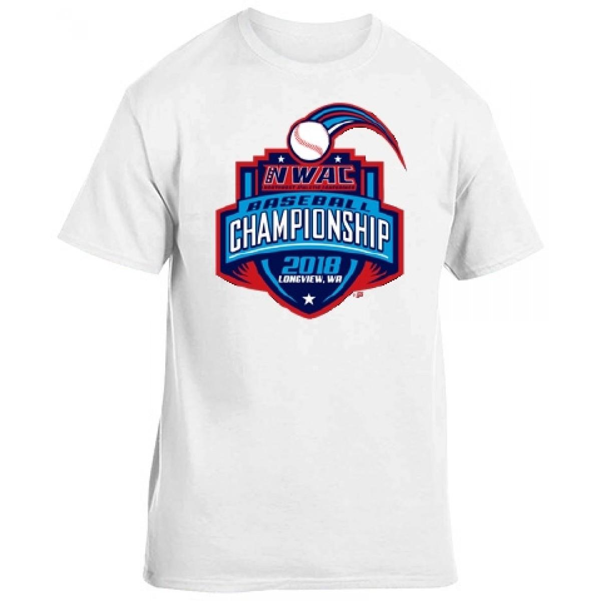 National Guard NWAC Baseball T-shirt