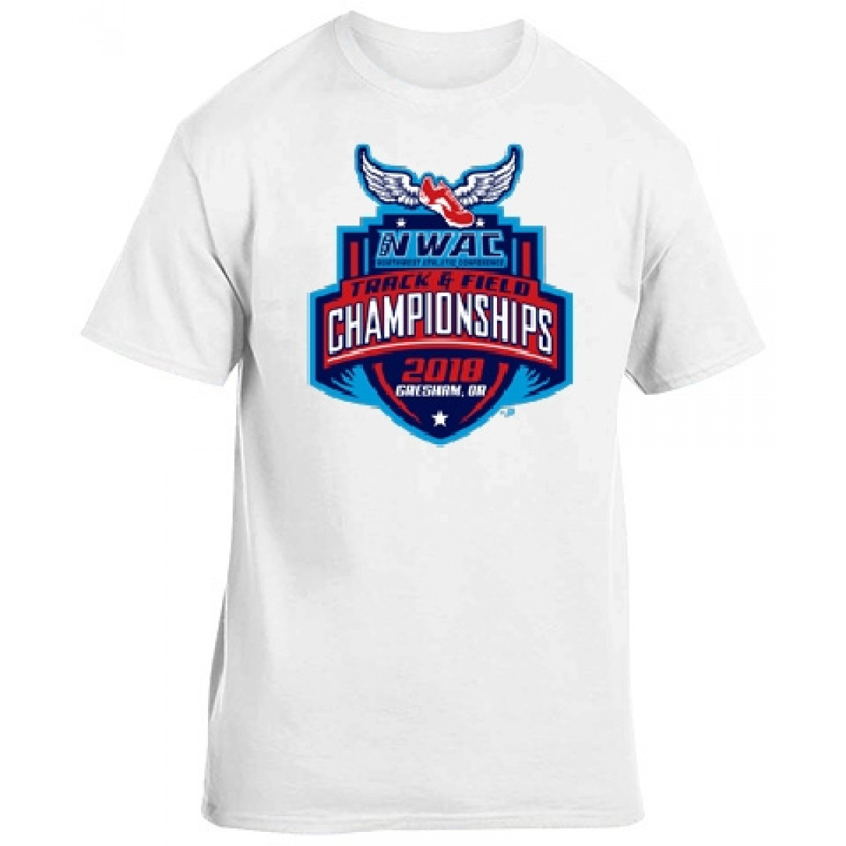 National Guard NWAC T&F T-shirt