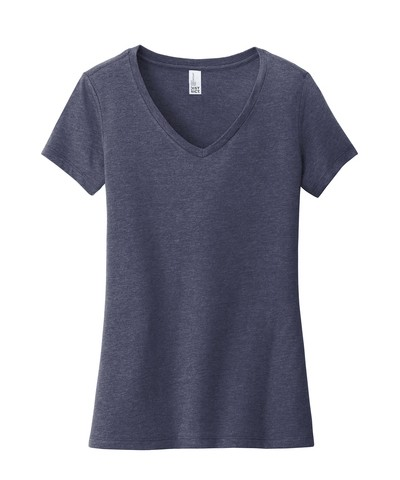 District ® Women's Very Important Tee ® V-Neck - Heather